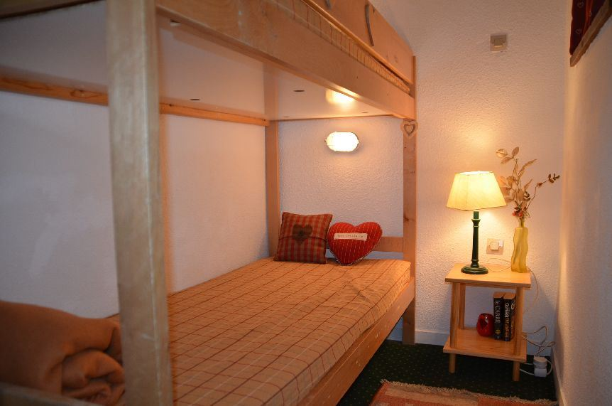 4 Pers cabin Studio ski-in ski-out / NECOU 820