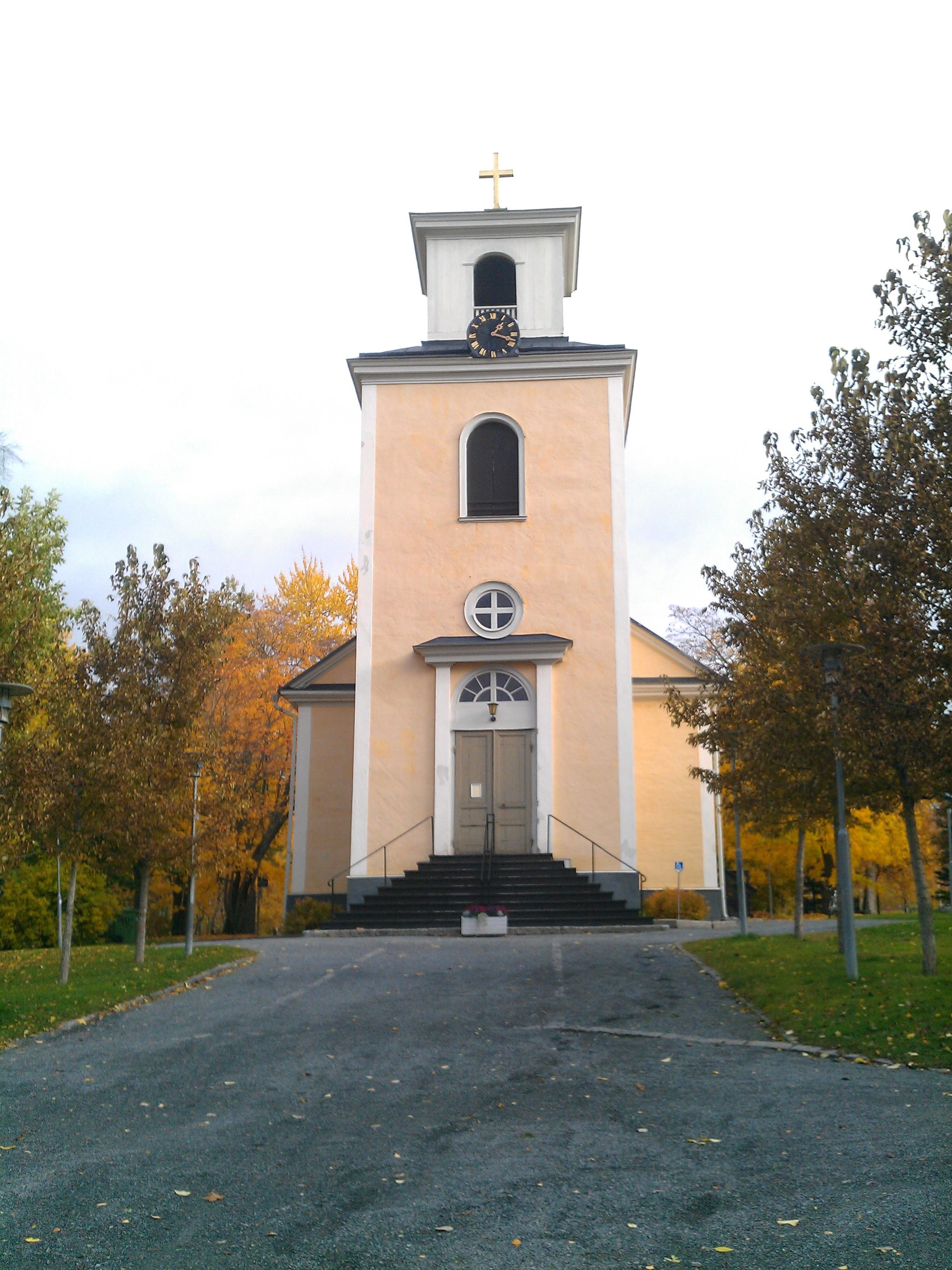 Old Church of Östersund