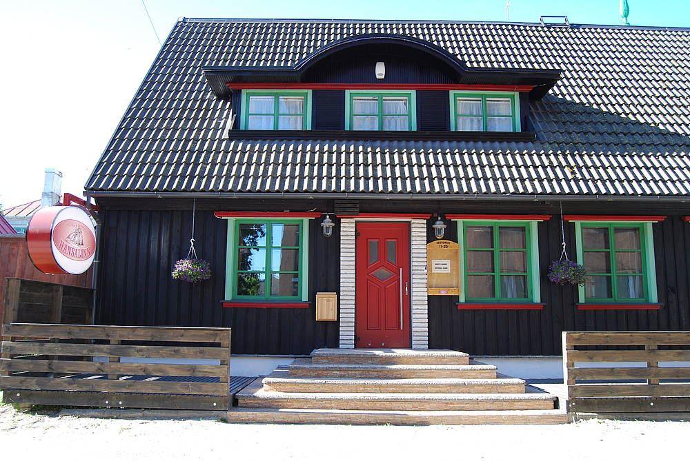 Hotell Hansalinn