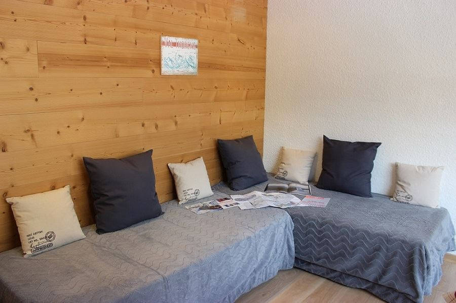 TROIS VALLEES 270402 / 1 room 2 people