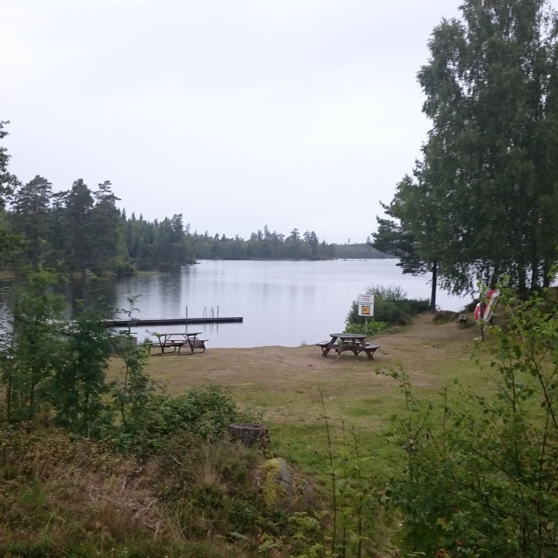 Badplats, Kruseböke