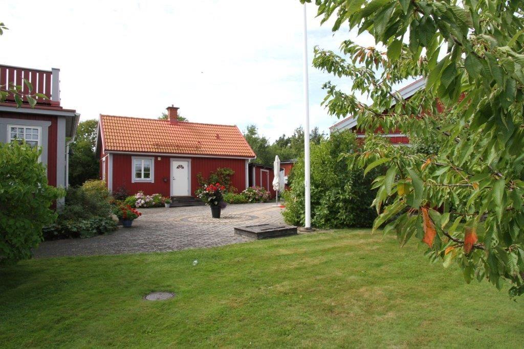 Stuga på Svartö