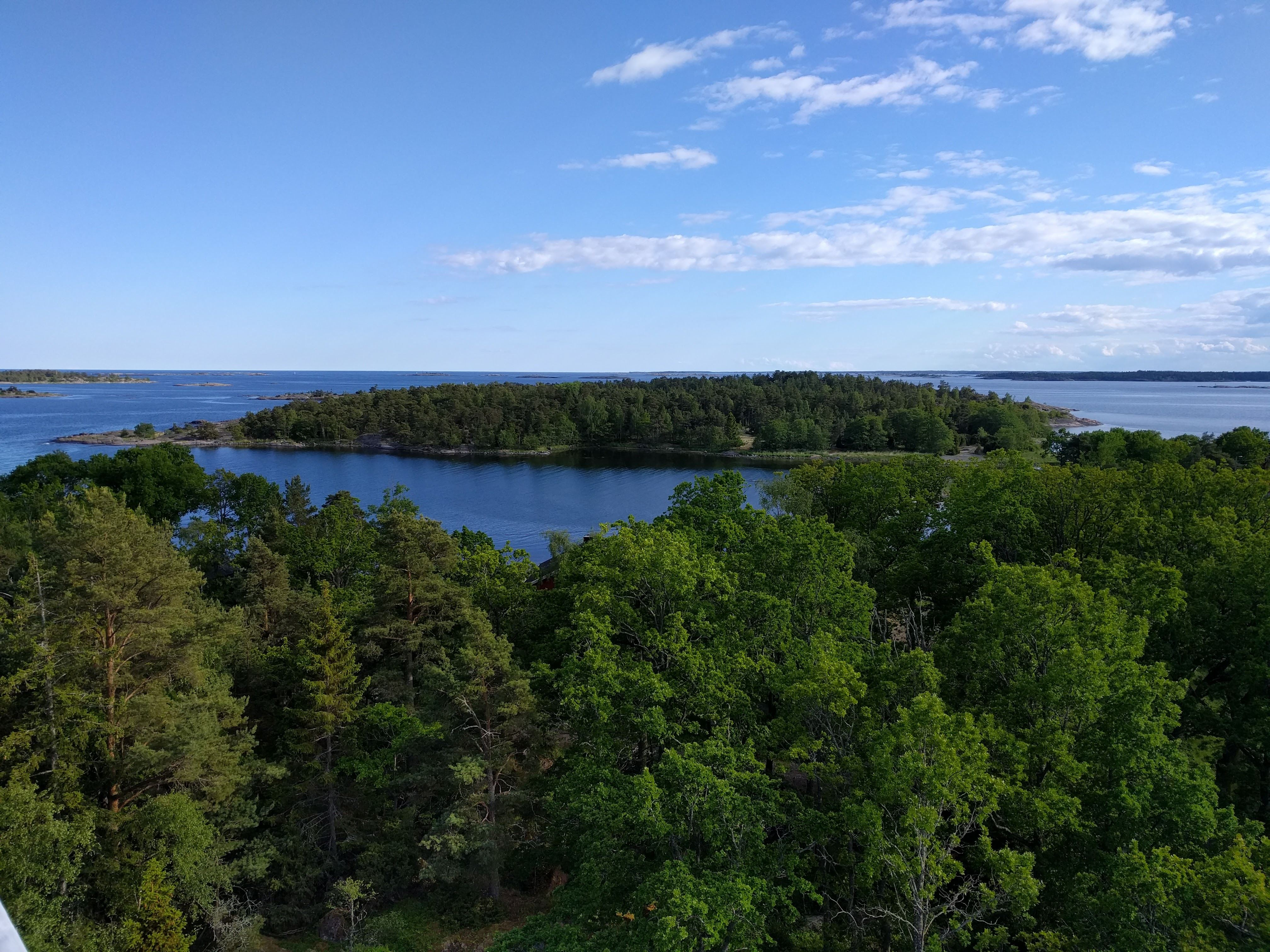 Lotsutkiken på Idö (Pilot outlook tower on Idö)