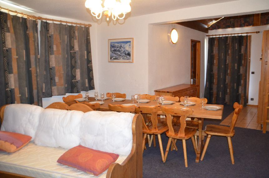 4 Rooms 10 Pers ski-in ski-out / Trolles n°11