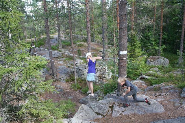 Björnstigen - Södra Stadsberget
