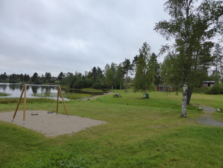Badplatser i Norsjö Kommun