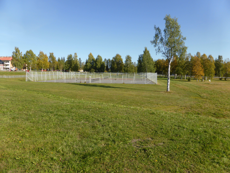 Tennisbanor i Norsjö Kommun