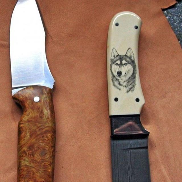 Knivmakare Heiko Häss