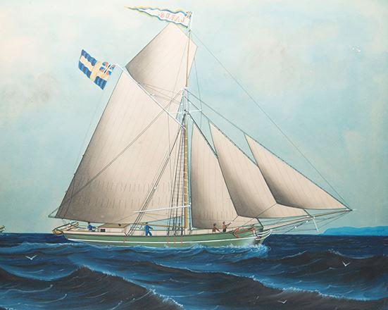 Sjöfartsmuseet Hoppet (copy)