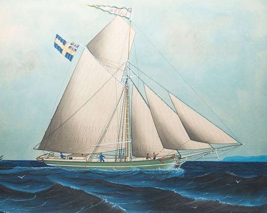 Sjöfartsmuseet Hoppet