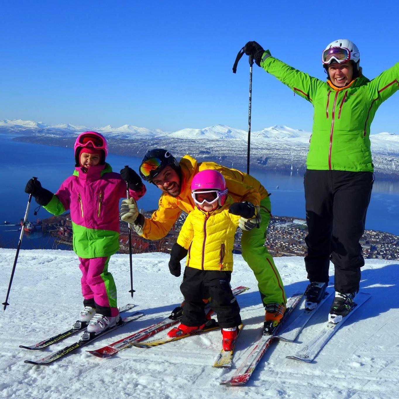 Alpinanlegget Narvikfjellet