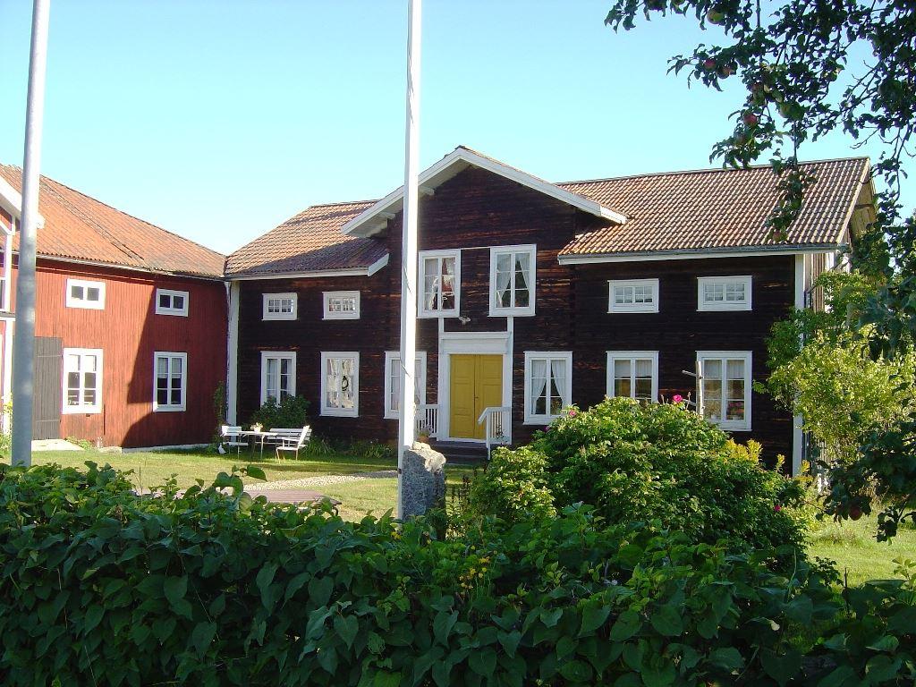 CEU,  © CEU, Gropgården Harmånger- Hälsingegård