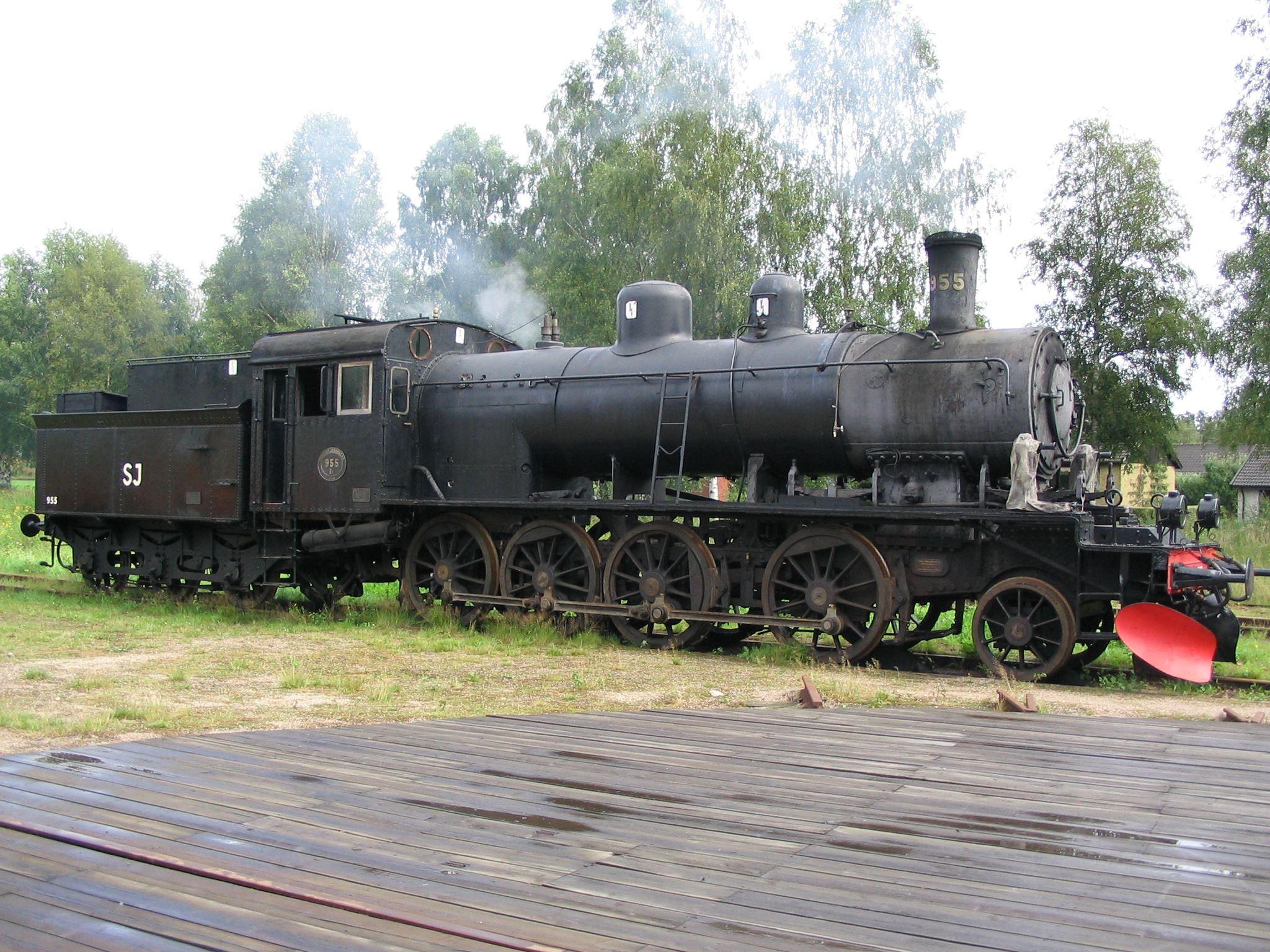 Rälsbuss, Dressin, Lokstallar & Museum Skåne Smålands Jernvägsmuseiförening