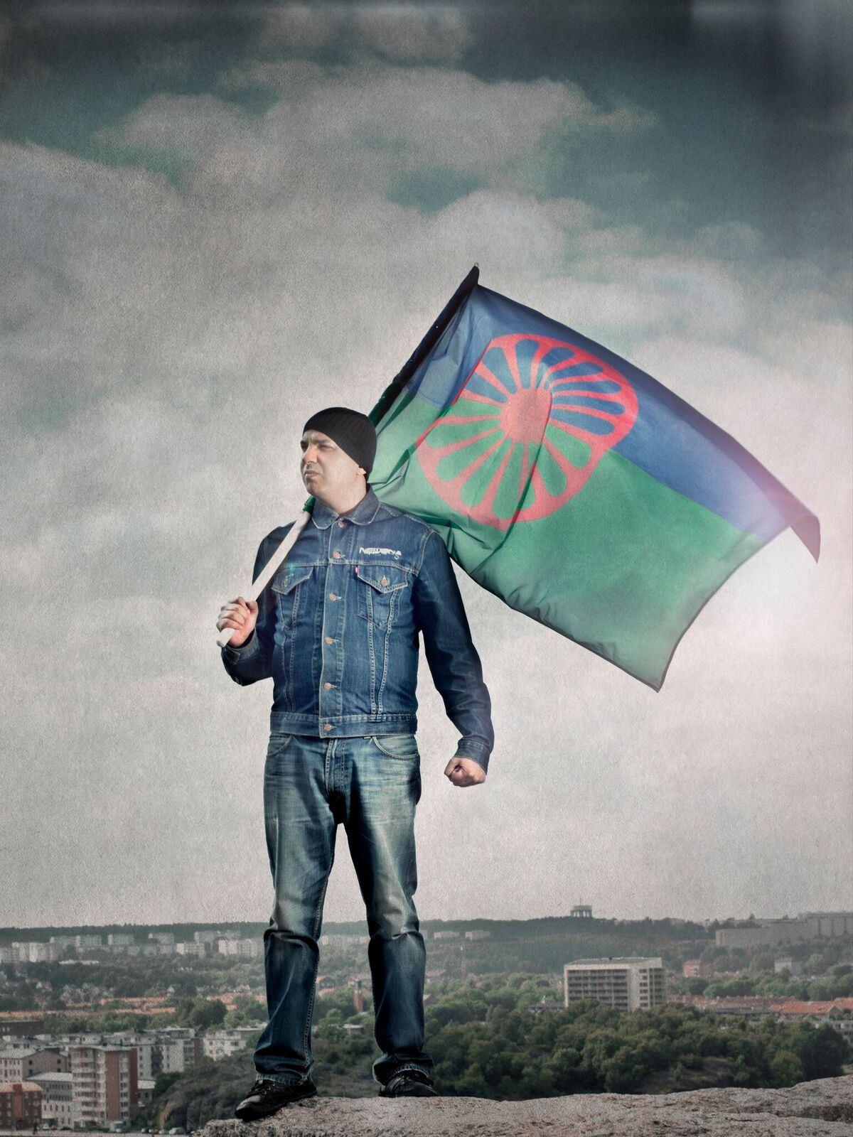 Maja Kristin Nylander,  © Maja Kristin Nylander, Vi är romer – möt människorna bakom myten