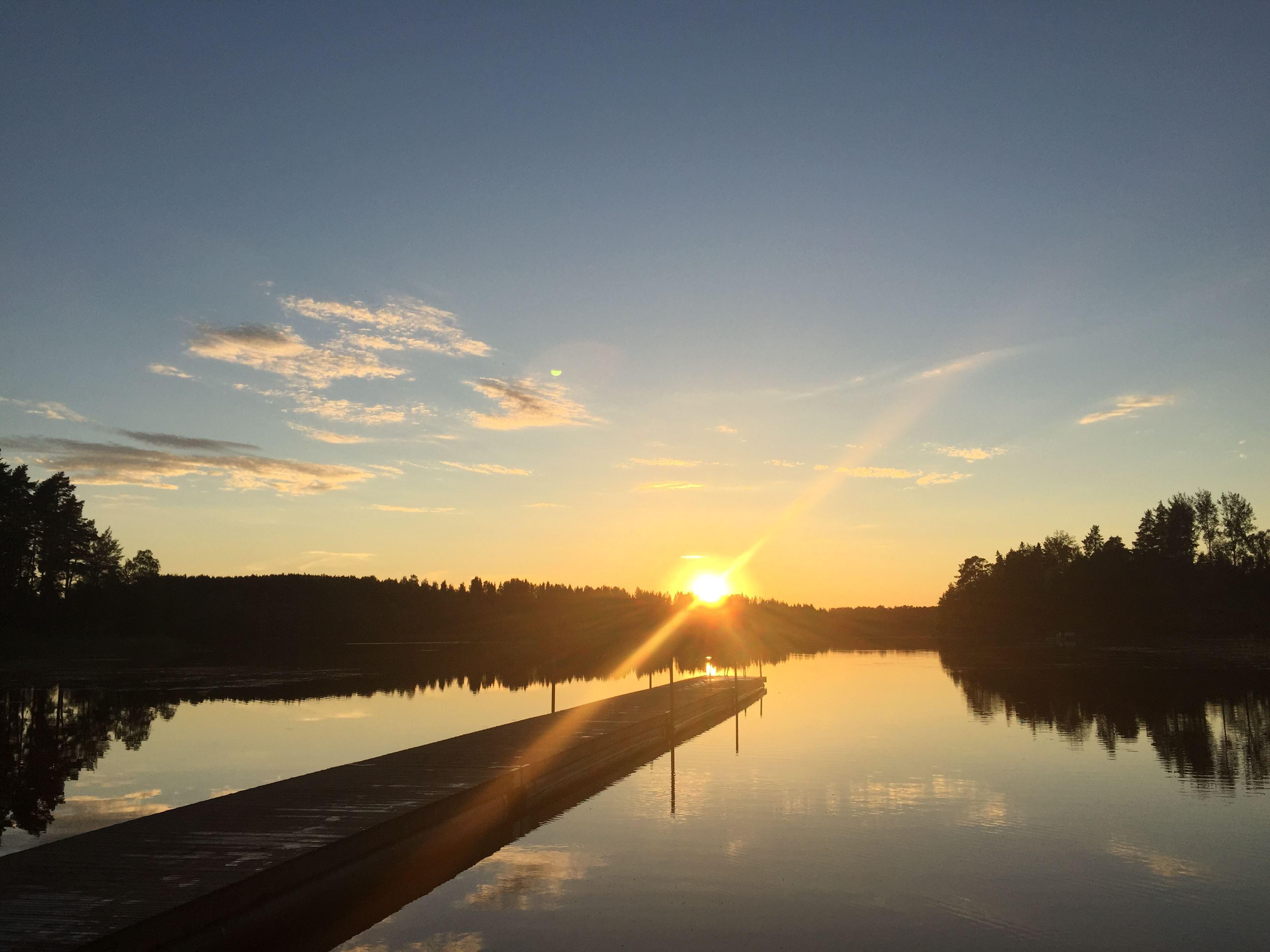 Inganbadet, Näsviken