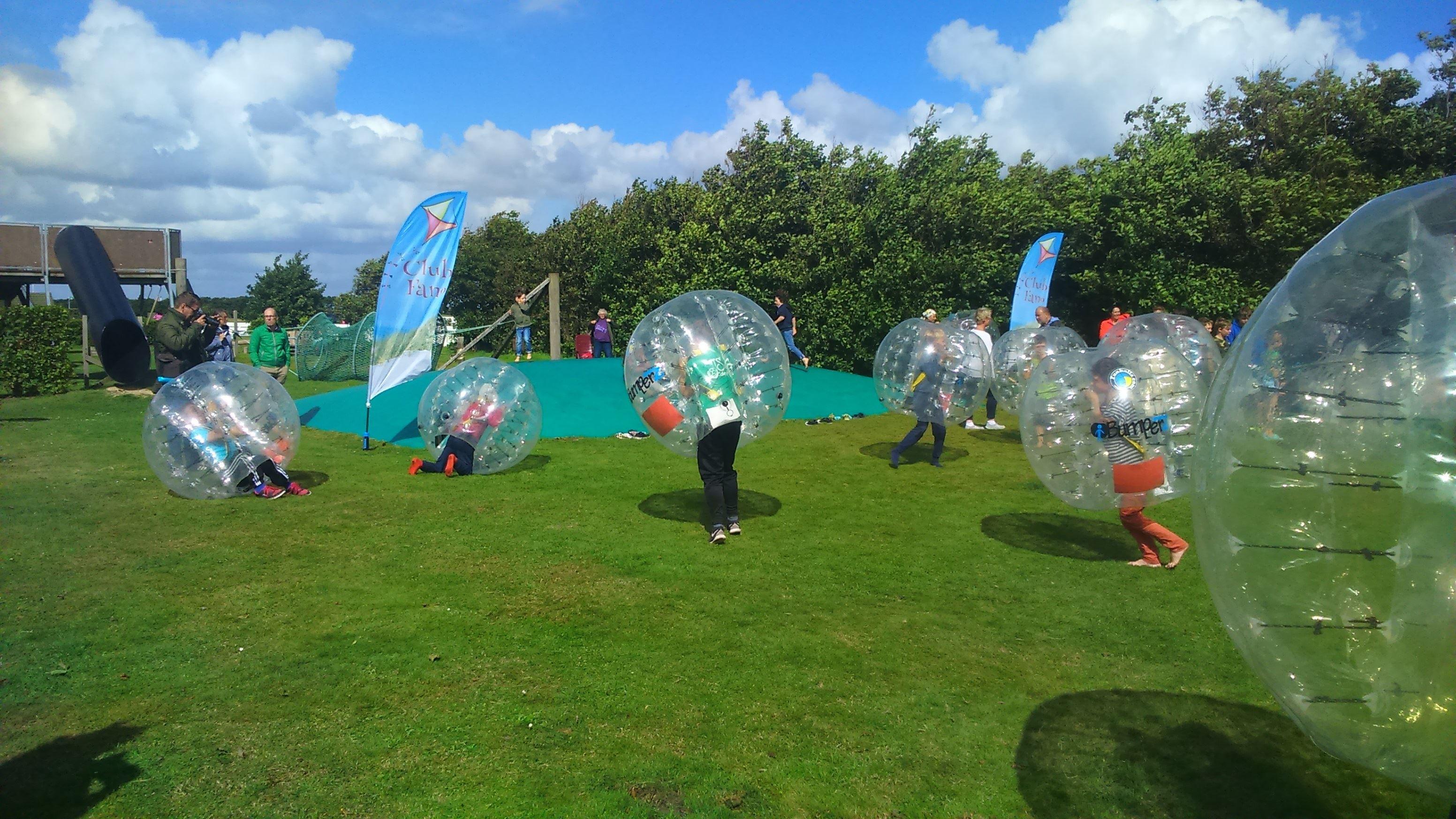 Club Fanø Bubble Foldbold