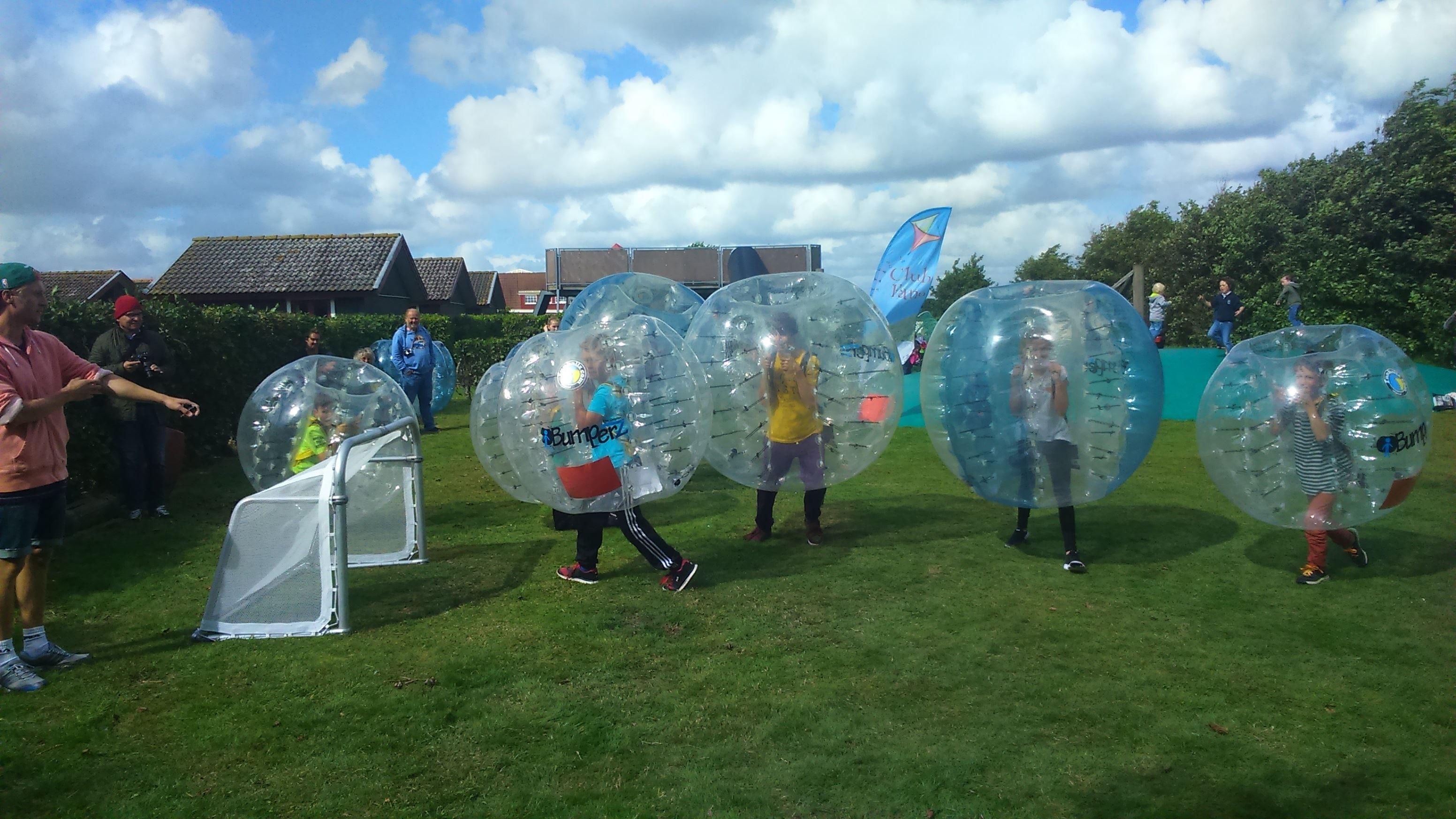 Club Fanø Bubble-Fußball