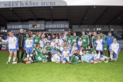 Football: DUV-IFK Mariehamn