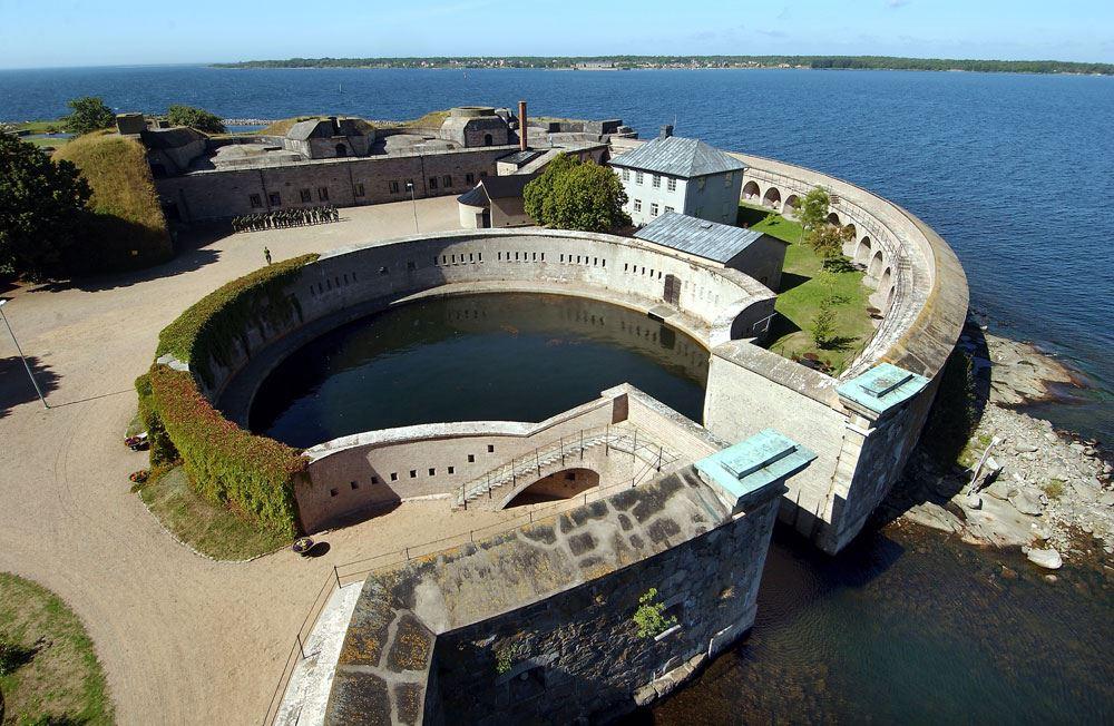 Guidad tur - Kungsholms Fort med M/F Flaggskär