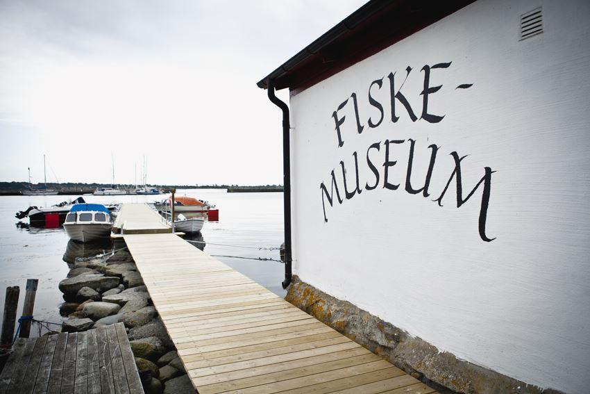 Kultursoppa i Fiskemuseet Hällevik
