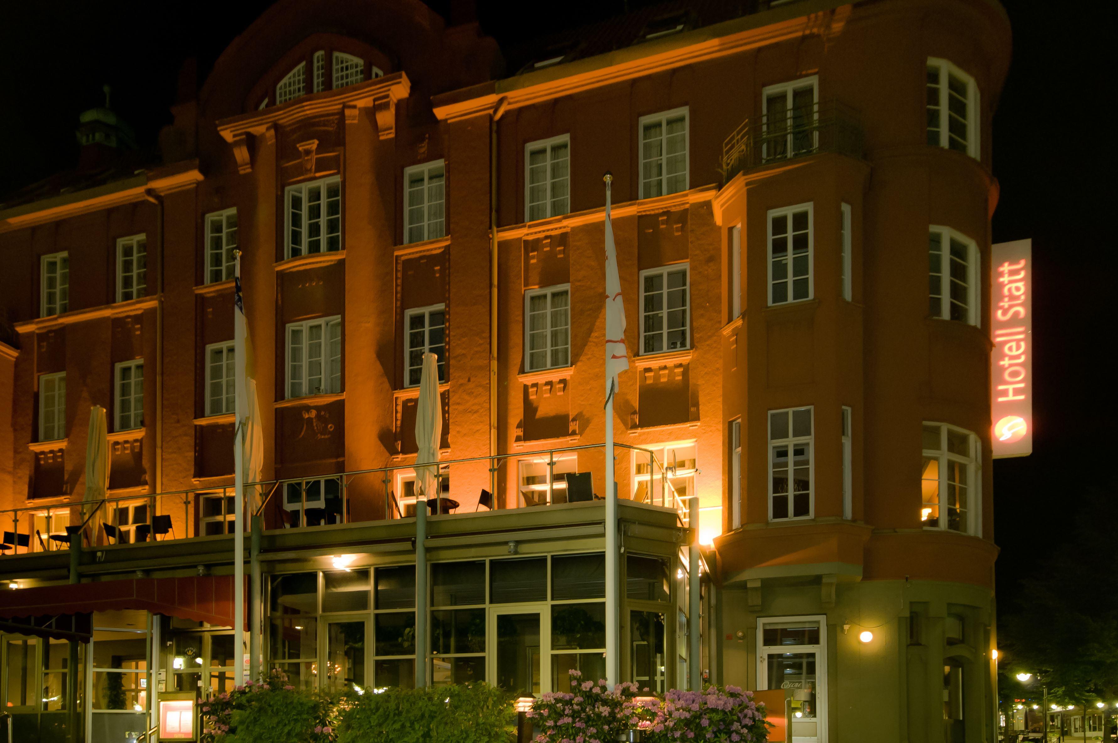 Hotell Statt