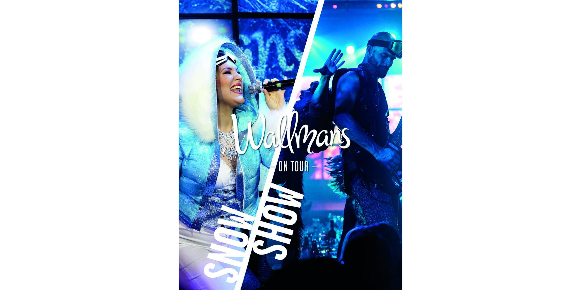 Wallmans on tour