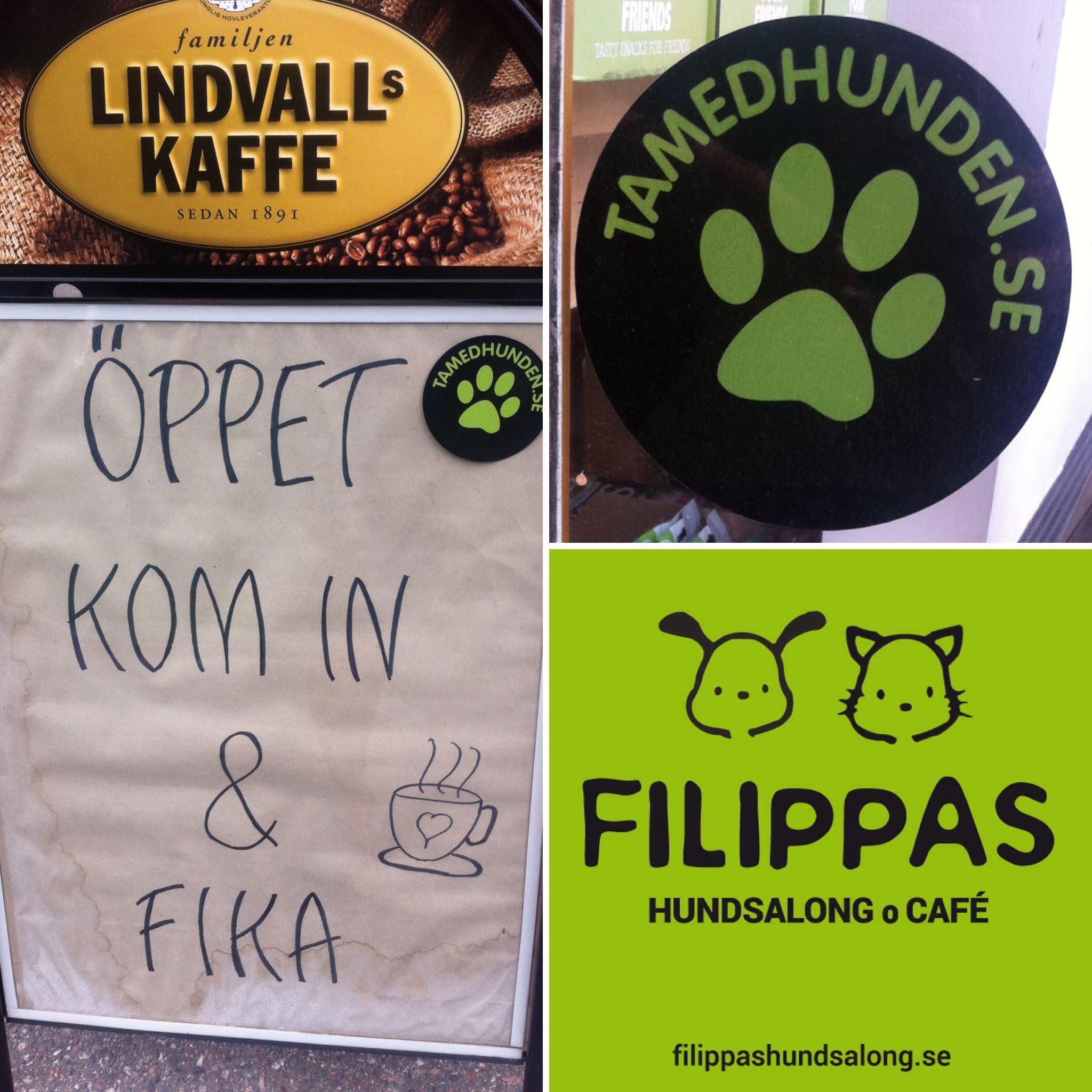 Filippas hundsalong och café