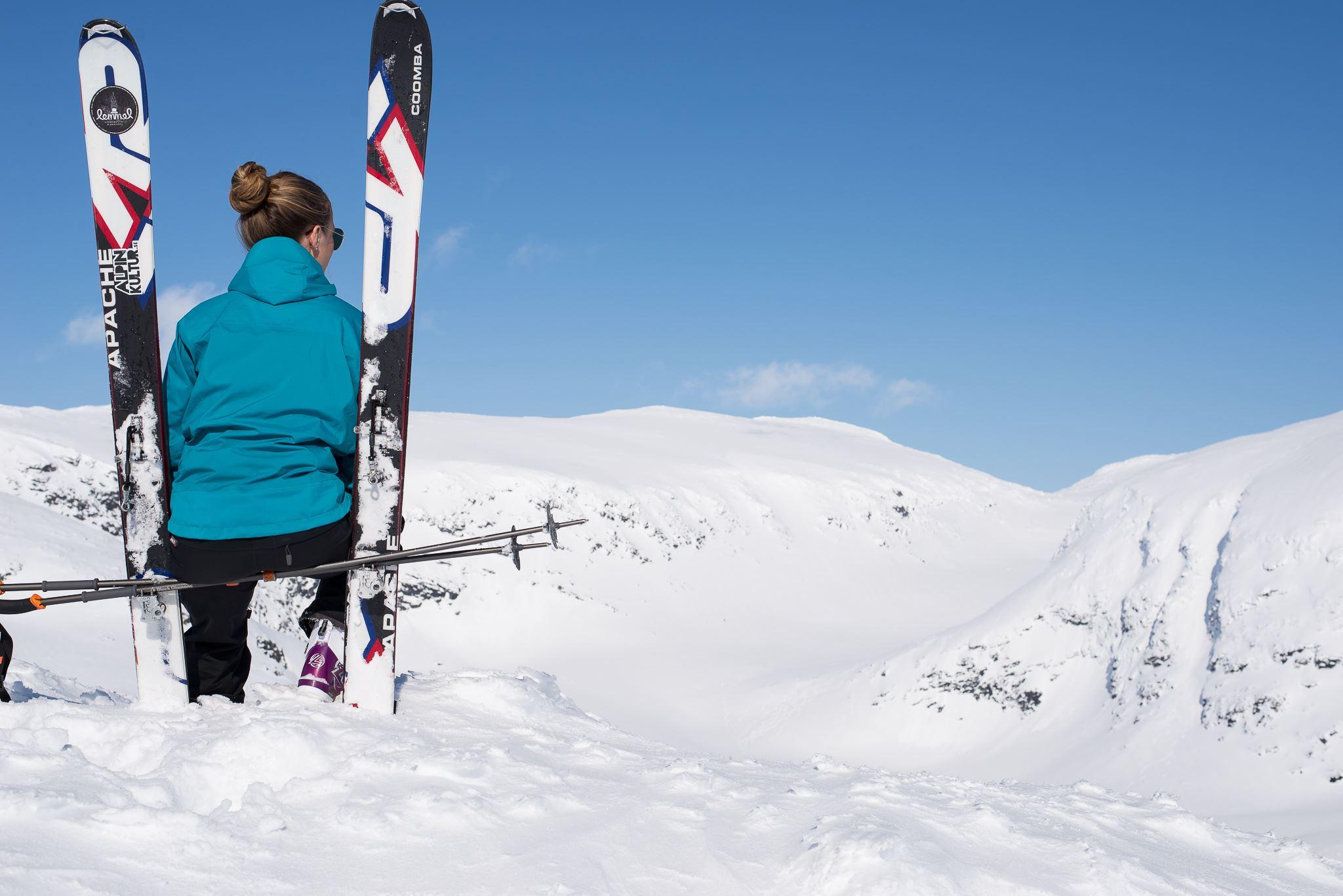Fjällparken ski rental