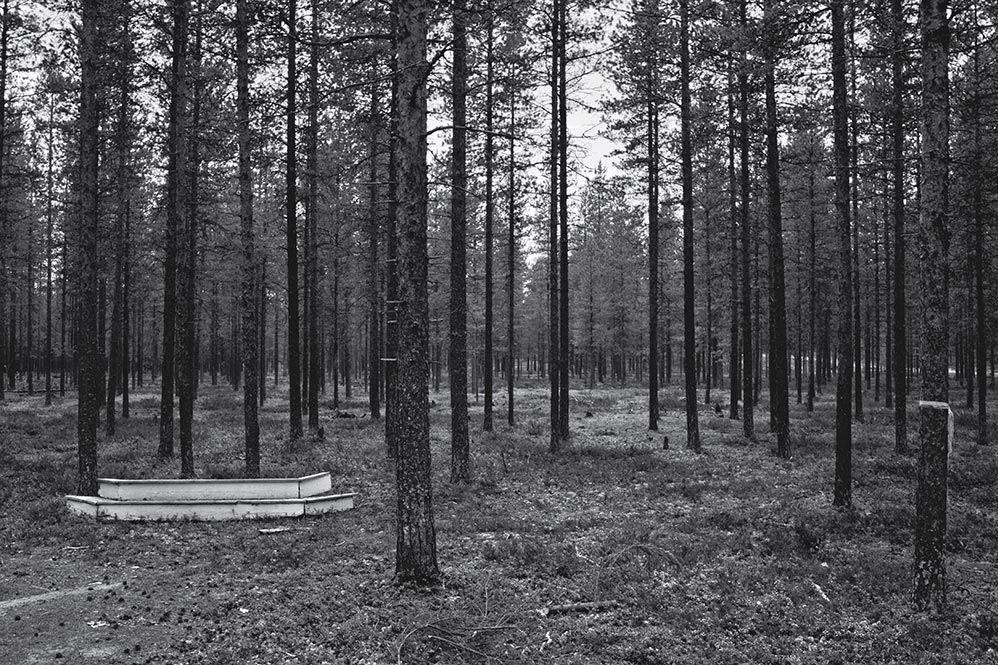 """Erik Mikael Gudrunsson,  © Erik Mikael Gudrunsson, Erik Mikael Gudrunsson, """"Resa i Norrland"""", fotografi i fotoserie, 2014"""
