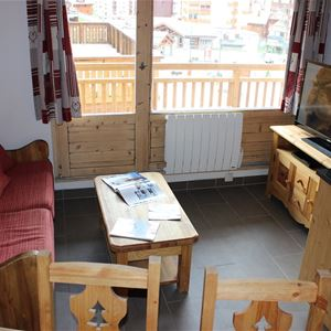 LAC BLANC 610 / APPARTEMENT 2 PIECES 4 PERSONNES - 3 FLOCONS OR - VTI