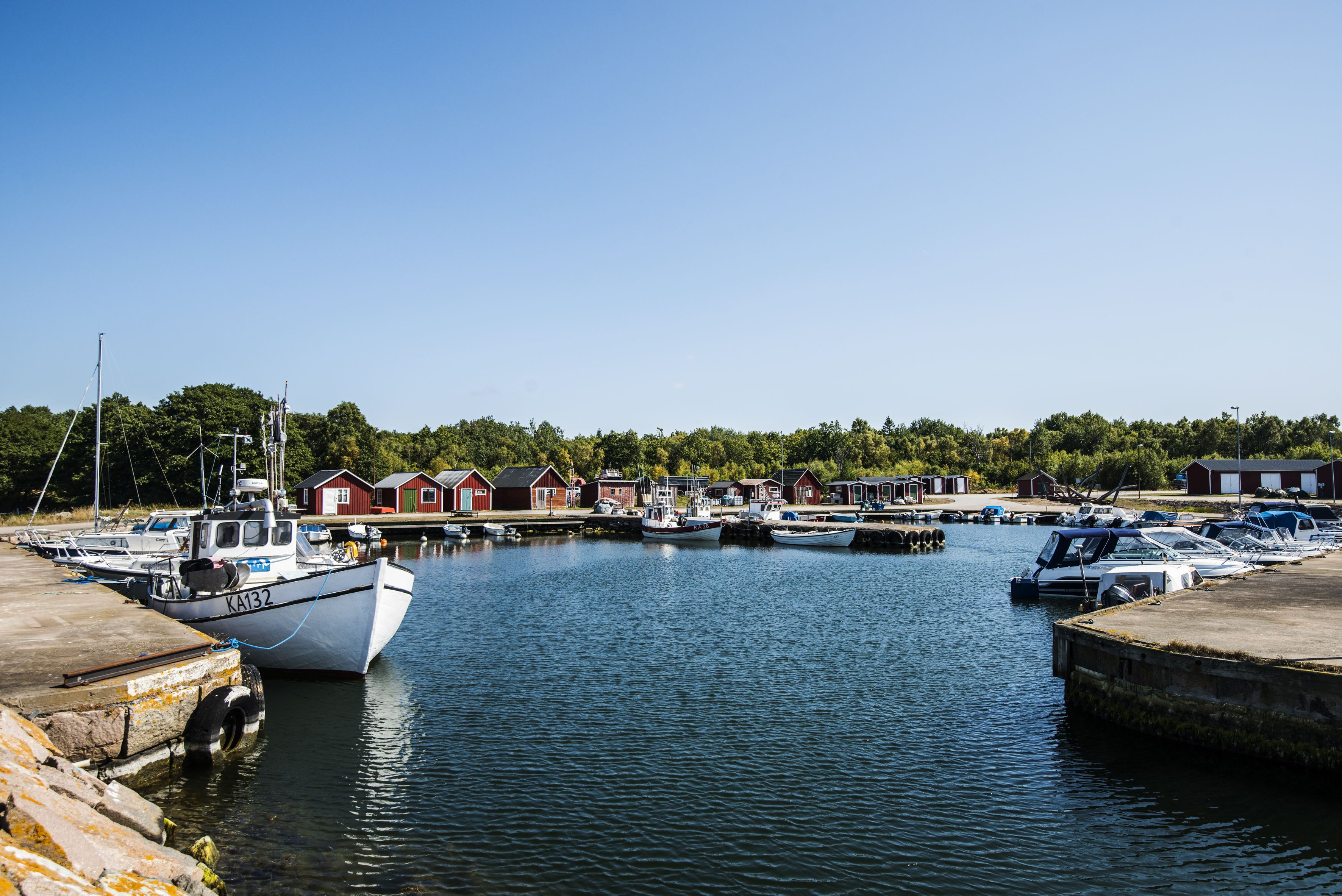 Guest harbour, Ekenabben Sturkö