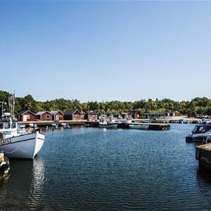 Gasthafen, Ekenabben Sturkö