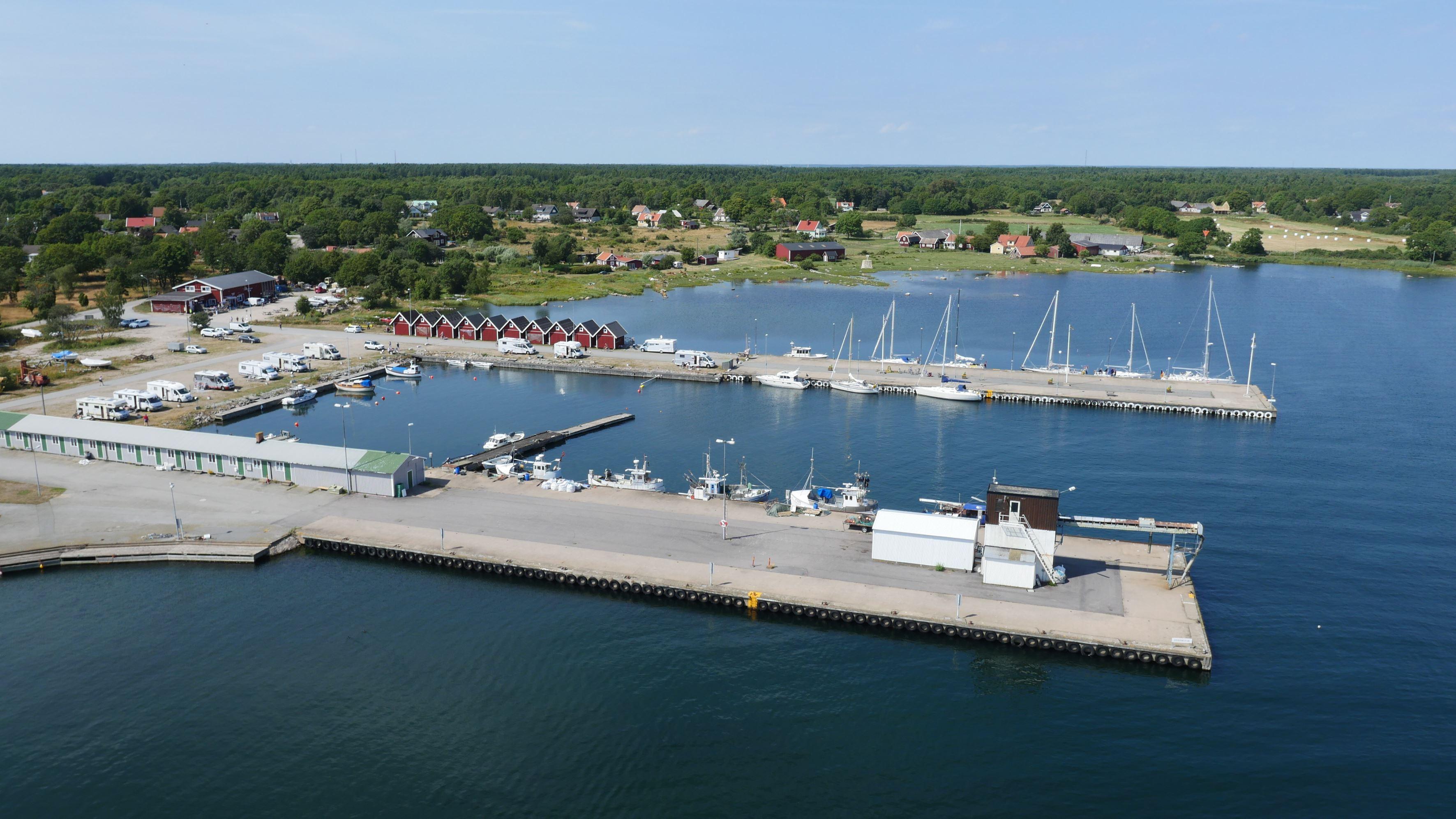 Guest harbour Sandhamn