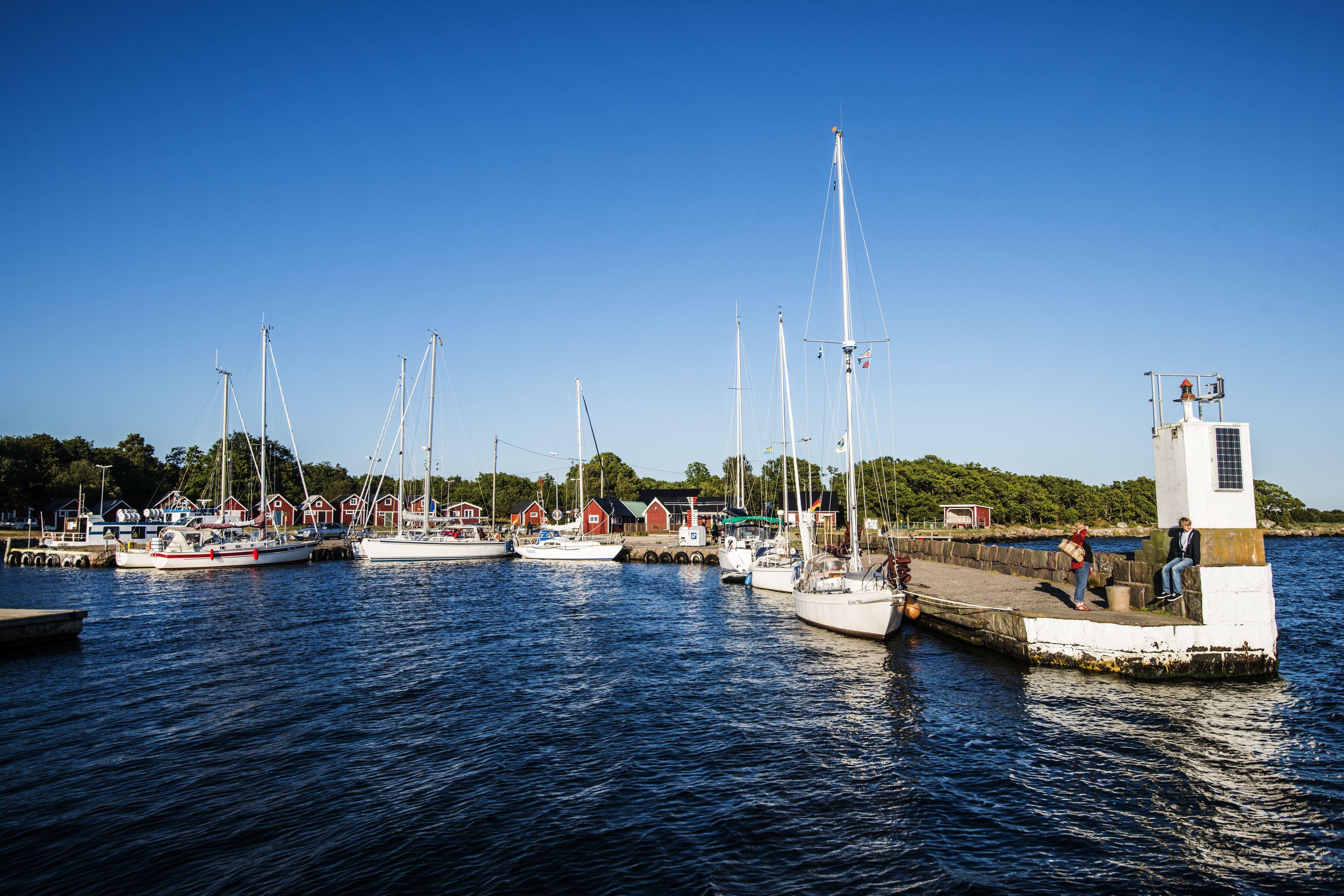 Guest harbour Torhamn