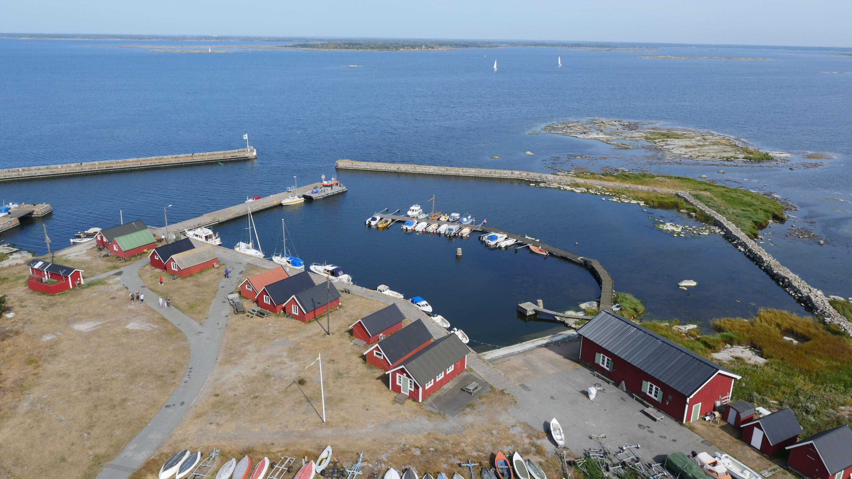 Gästhamn Stenshamn