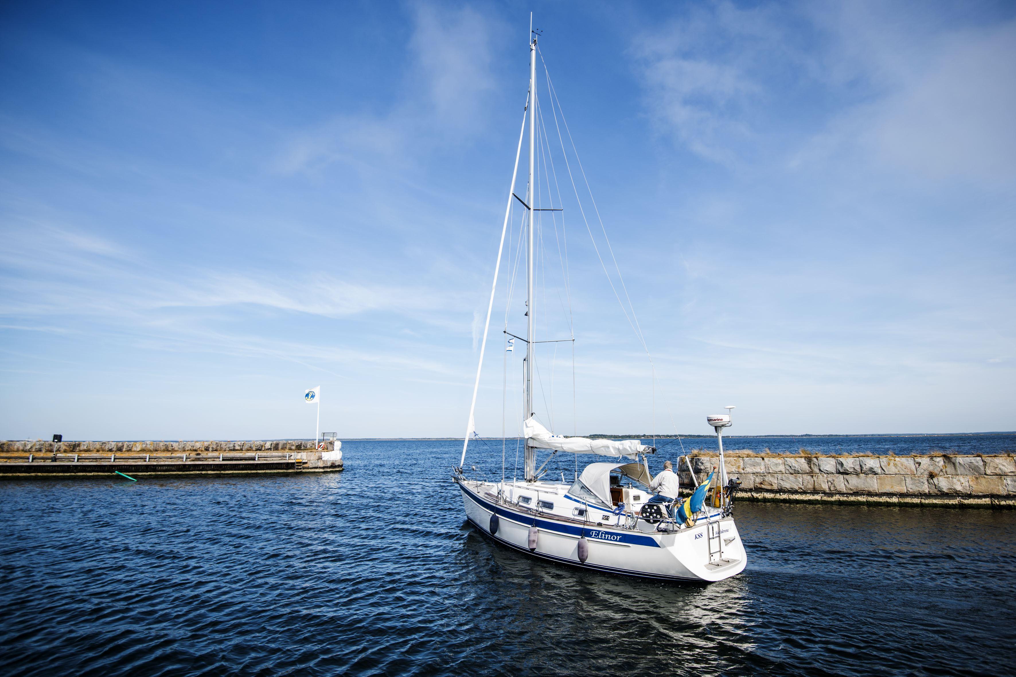 Guest harbour Stenshamn