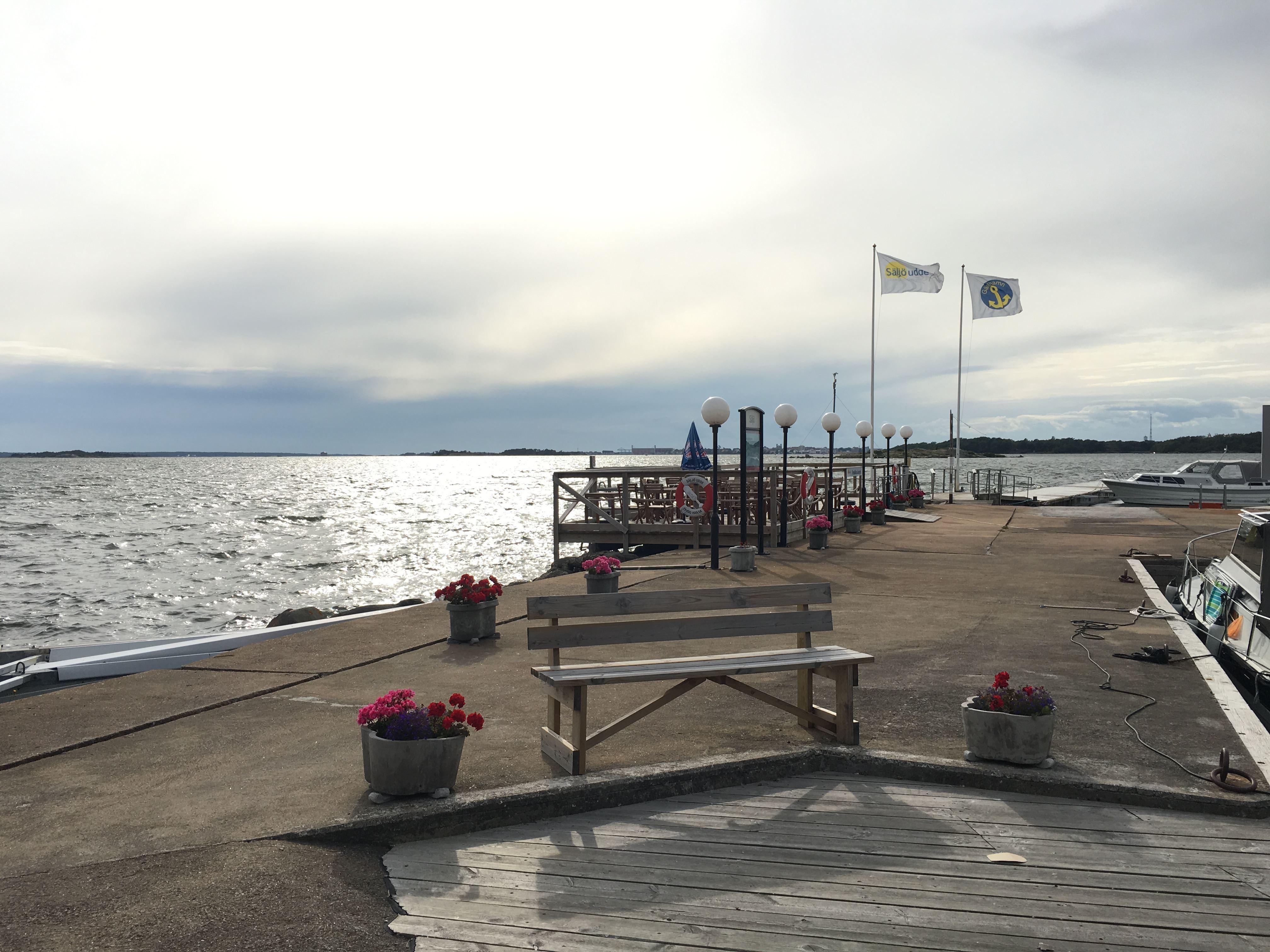 Guest harbour - Säljö Udde