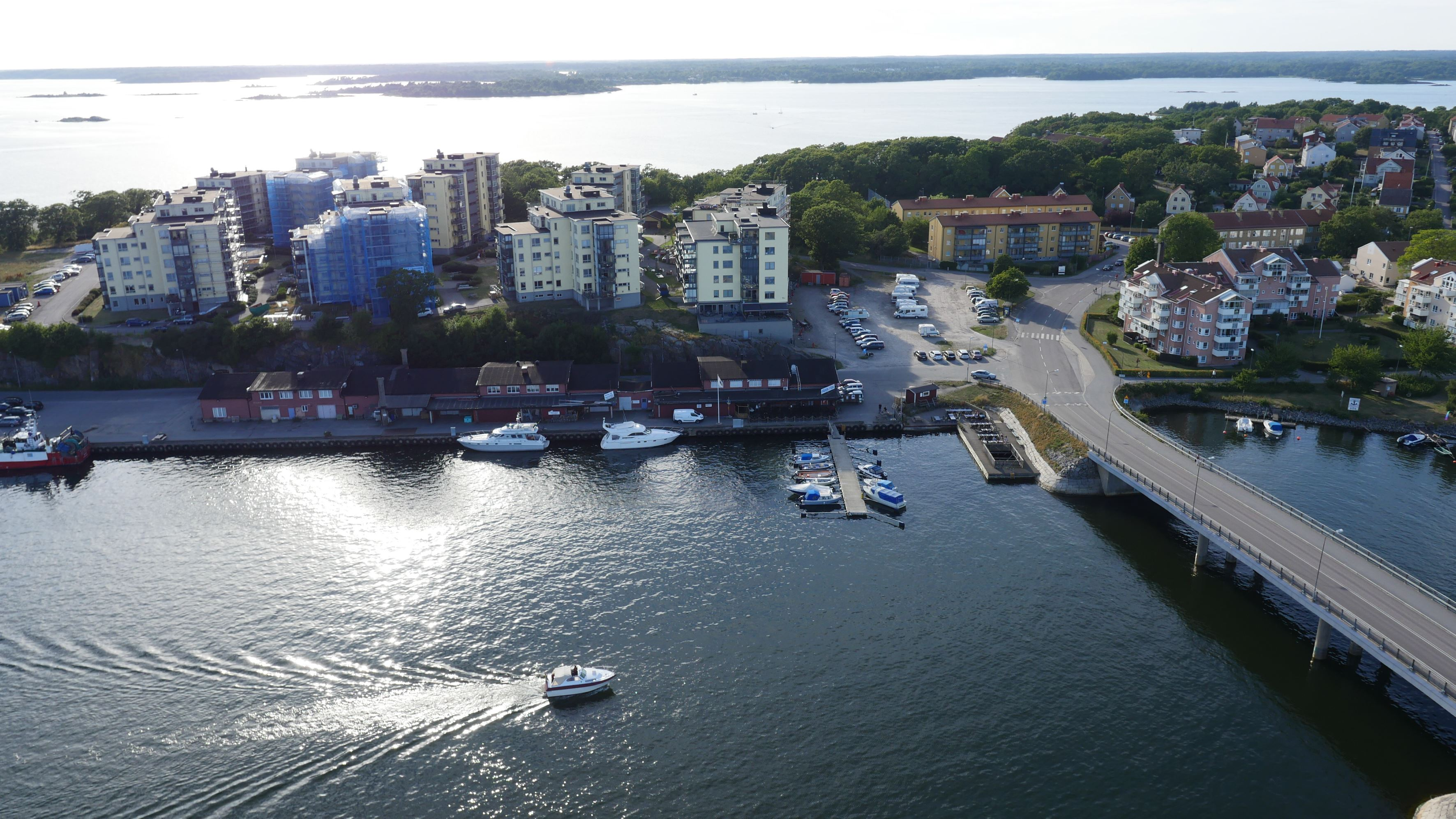 Gästhamn Saltö Fiskhamn