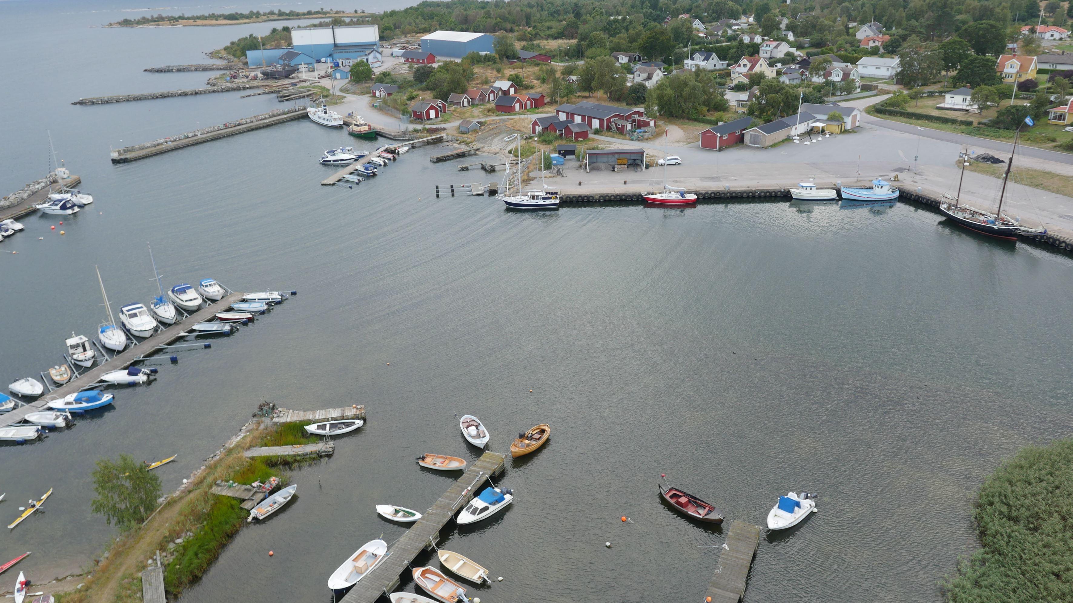 Gasthafen Garpahamnen Hasslö