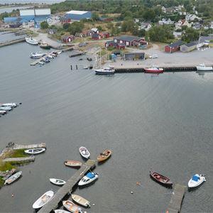 Gästhamn - Garpahamnen Hasslö