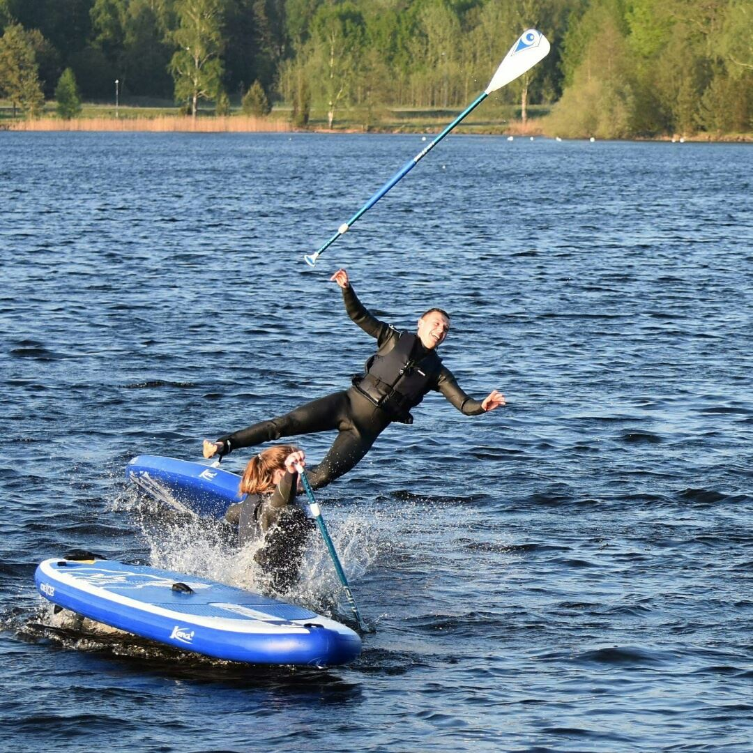 Stand Up Paddle - en häftig vattenaktivitet