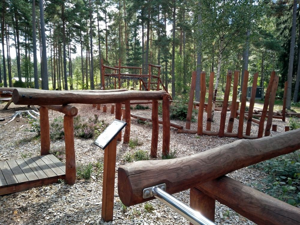 Svartbäcksmåla Recreation Area