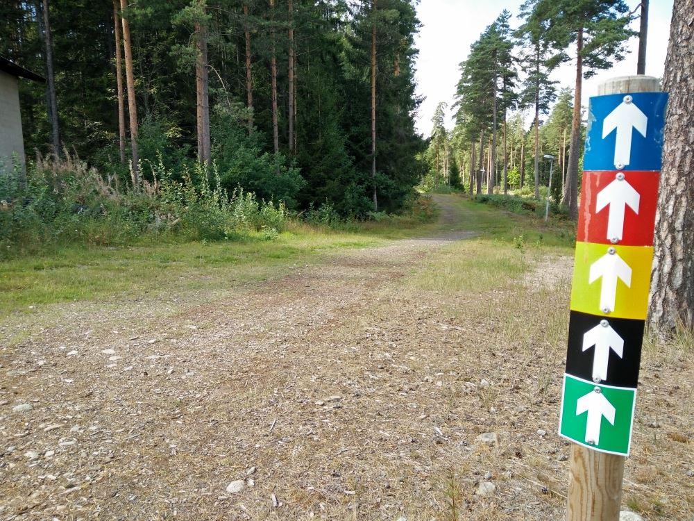 Svartbäcksmåla Recreation Area