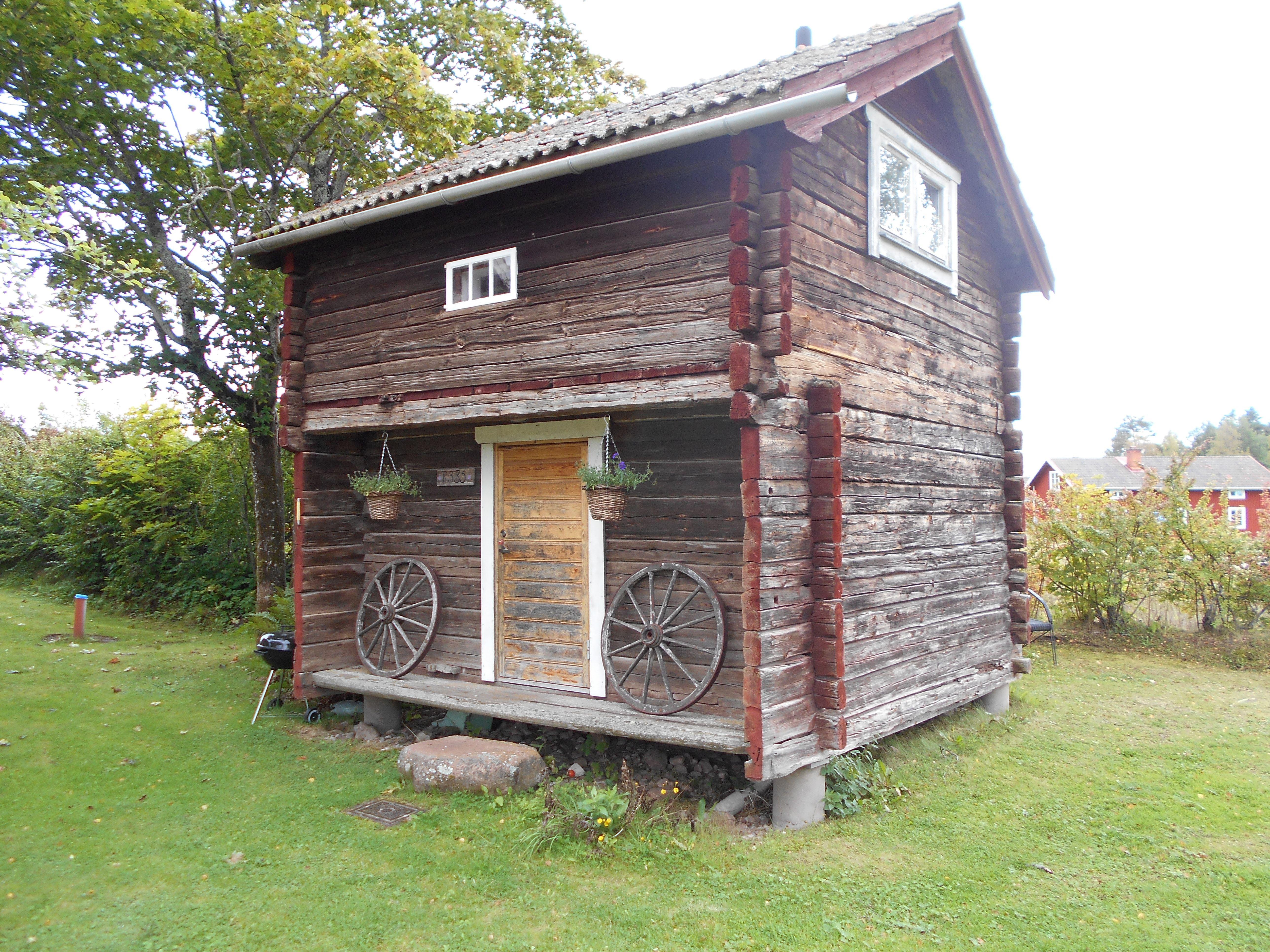 R335 Röjeråsen, 11 km N Rättvik