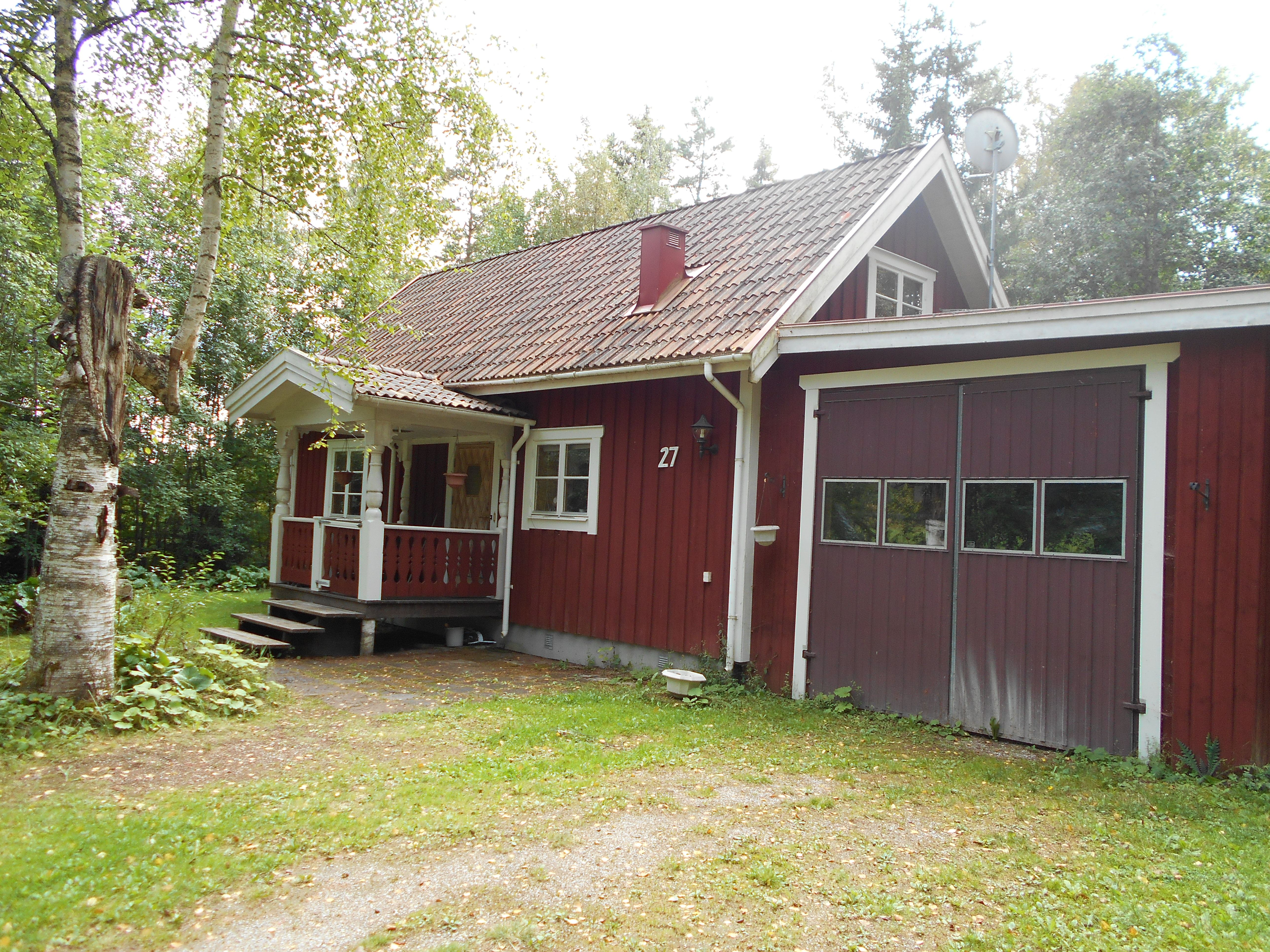 R318 Vikarbyn, 7 km N Rättvik