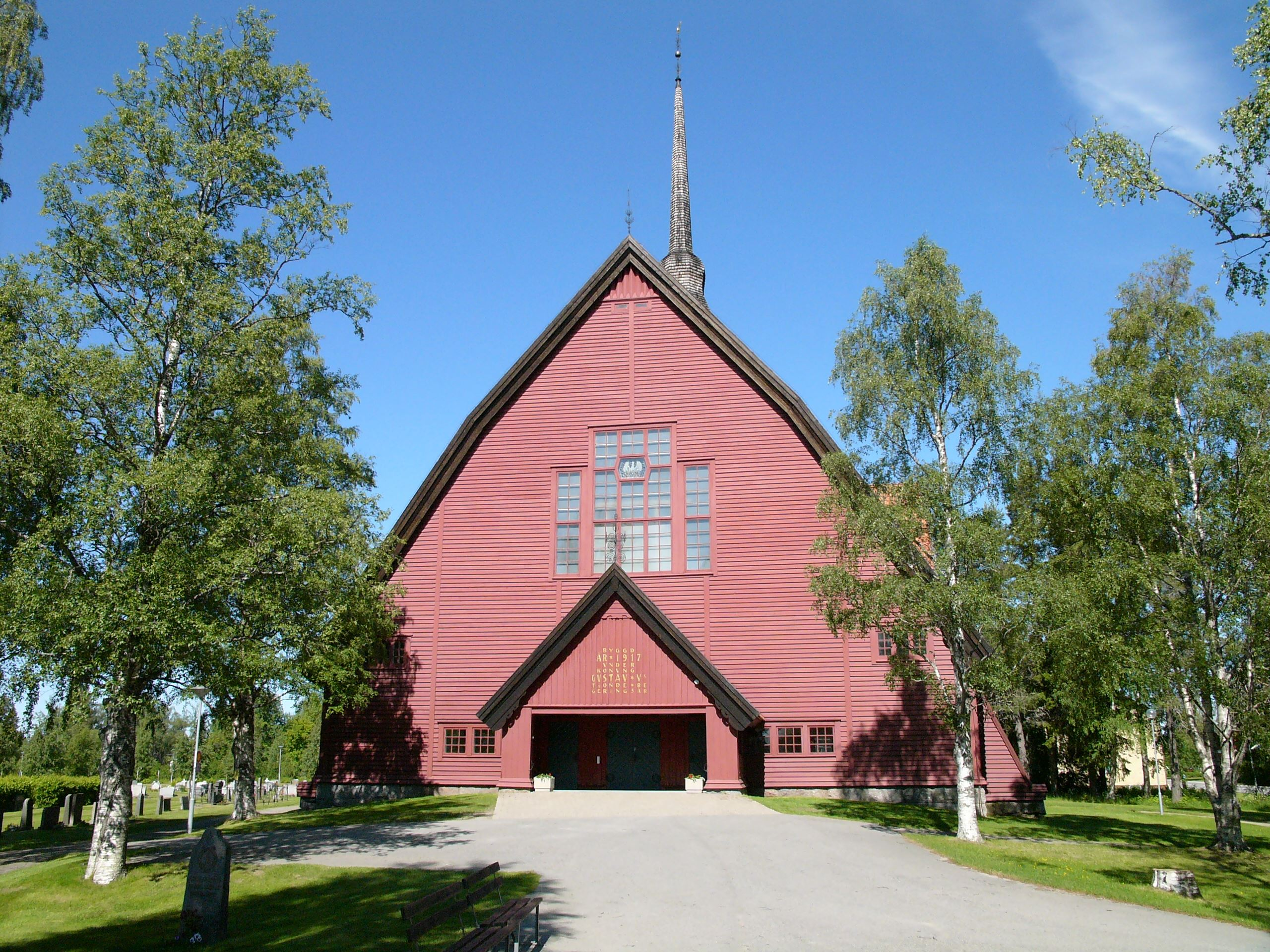 Norsjö Church