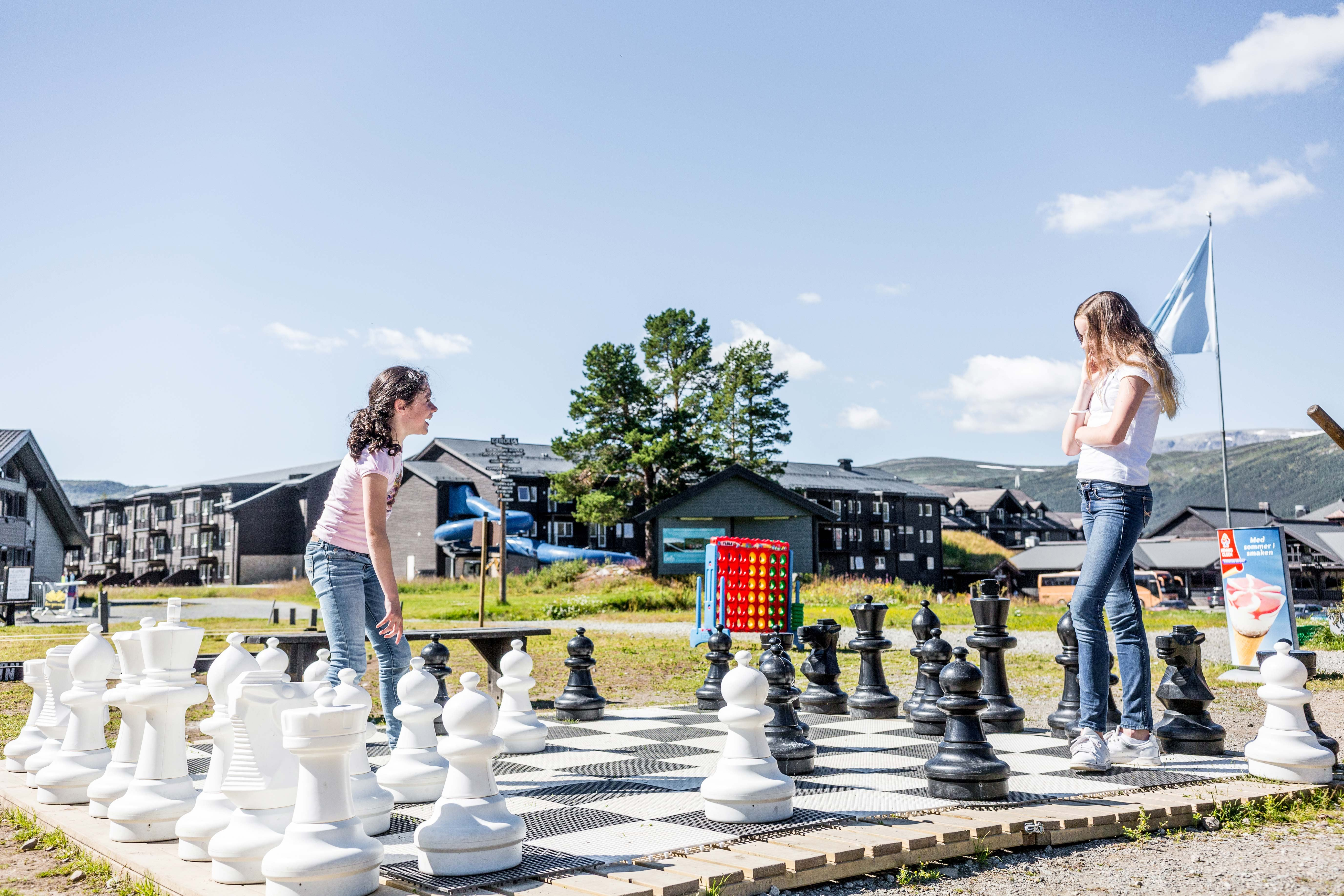 Geilo Sommerpark - Lek og Aktivitetsarena