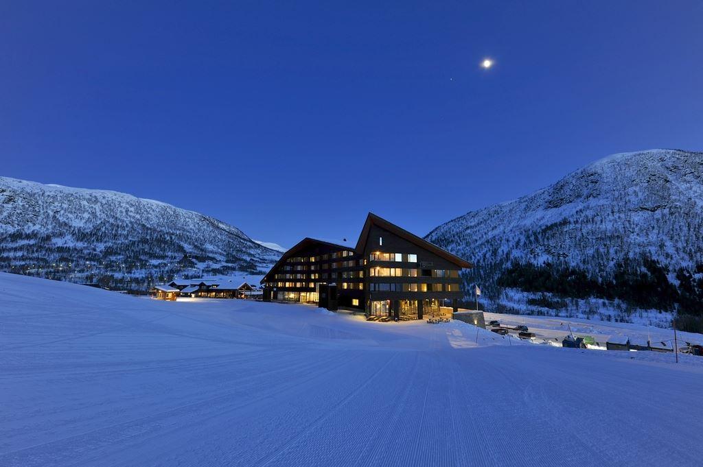 Pre Christmas dinner at Myrkdalen Hotel