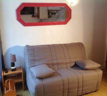 GTB08 - Studio dans résidence récente à Barèges