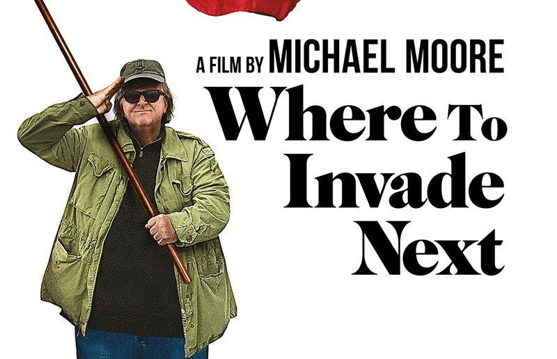 Eftermiddagsbio - WHERE TO INVADE NEXT